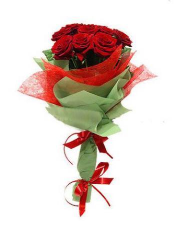Романтик - букет роз