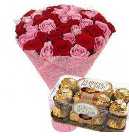 Влюбленность + Ferrero Rocher