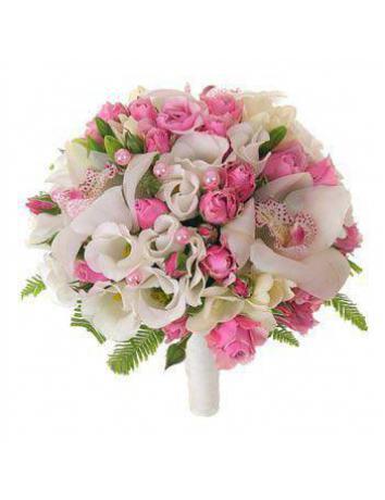 Свадебный букет Весеннее чудо